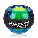 EVEREST FITNESS Energyball zum Training der Hand- und Armmuskulatur mit gummiertem Griffbereich und...