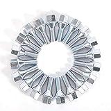 LiFuJunDong 20 x verzinkt Radschrauben Radbolzen M12 x 1,5 x 26 MM 60° Grad Kegelbund SW17