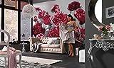 Komar - Vlies Fototapete TEMPTATION - 368 x 248 cm - Tapete, Wand, Dekoration, Wandbelag, Wandbild,...