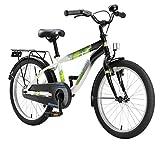 Bikestar Premium Sicherheits Kinderfahrrad 20 Zoll für Jungen ab 6-7 Jahre  20er Kinderrad Modern...