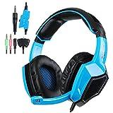 SADES SA920 Gaming Kopfhörer Pro Surround Sound Stereo-PC-Spiel-Kopfhörer-Gaming headset mit...