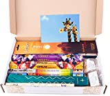 XXL Premium Räucherstäbchen Probierset (183 Teile), zur Meditation und Entspannung, inkl....