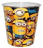 ' Minions ' - Papierkorb - Kunststoff - ' Ich einfach unverbesserlich ' - Aufbewahrungsbox für...