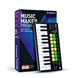 MAGIX Music Maker – 2017 Performer Edition – Das Komplettpaket für die Musikproduktion:...