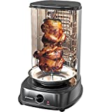 Syntrox Germany Chef Grill RO-2000W-21 L BSS Dönergrill Gyrosgrill Hähnchengrill