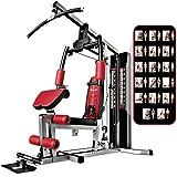 Sportstech Einzigartige 30in1 Premium Kraftstation HGX100 für unzählige Trainingsvarianten....