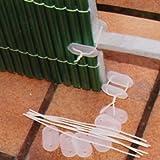Befestigungsset für Balkonsichtschutz Befestigung Balkonverkleidung