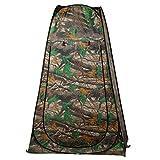 Befied Pop-up Zelt Portable Duschzelt, Umkleidezelt, Toilettenzelt für unterwegs, Camping inkl....
