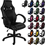 RACEMASTER® Racing Bürostuhl 'GS Series' Gaming Chair Gamer Stuhl in 20 Varianten Drehstuhl...