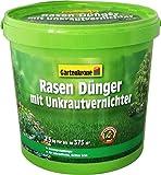 7,5 Kg Rasendünger mit Unkrautvernichter Gartenkrone