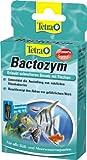 Tetra Bactozym (für sofortige Bioaktivität in Filter und Aquarium, vereinfacht das Einfahren von...