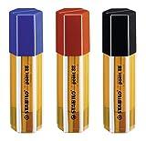 Fineliner - STABILO point 88-20er Big point Box - mit 20 verschiedenen Farben