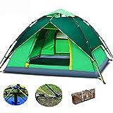 Outdoor Zelt Automatische Wurfzelt Leicht Camping Zelt für 3-4 Personen