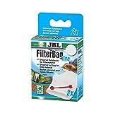 JBL 6255100 Beutel für Aquarien-Filtermaterial, 2 FilterBag fine