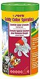 sera 00883 goldy color spirulina 1000 ml - Das farbverstärkende Spezialgranulat für Goldfische und...