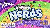Wonka Rainbow Nerds - Kino Box 141.7g