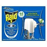 Raid Insekten-Stecker zum Schutz vor Mücken und Tigermücken, 3er Pack (3 x 1 Stück)