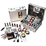 Beauty Kosmetik Make-up Large ALU Schminkkoffer 48 teilig (644)