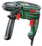 Bosch Schlagbohrmaschine PSB 750 RCE (Tiefenanschlag, Zusatzhandgriff, Koffer, 750 Watt, max....