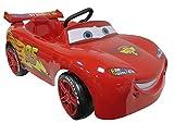 Trefl-62245-RD-00-Tretauto, Design Flash McQueen von Cars -Größe 96x 51x 48cm,...