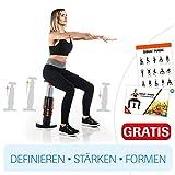 Squat Magic Kniebeugen Trainer sexy Po former Beintrainer Fitness Körper straffen definieren...