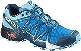 Salomon Damen Speedcross Vario 2 Trailrunning-Schuhe, Blau/Hellblau (Hawaiian Surf/Aquarius/Mykonos...