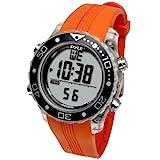 PYLE AUDIO INC Pyle Schnorchel und Tauch Multifunktions Wassersport-Uhr mit Tauchmodus Chronograph...