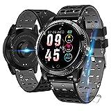 Smartwatch Smart Armband blutdruck uhr mit herzfrequenz wasserdicht Fitness Tracker...