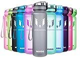 MAIGG Best Sports Wasser-Flasche Trinkflasche - 32oz - Eco Friendly & BPA-freiem Kunststoff - für...