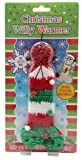 Christmas Knitted Willy Warmer