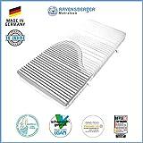 Ravensberger Matratzen 7-Zonen Matratze Softwelle | HR Kaltschaummatratze H1 RG 45 (0-45 kg) | MADE...