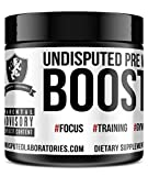 Undisputed Laboratories Undisputed Pre Workout Booster Pulver 200 g I Fitness Booster I...