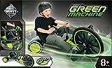 Go-Kart Huffy Green Maschine für Kinder mit Bremse Alloy und mit Zwei Befehlungs Joysticks Grün...