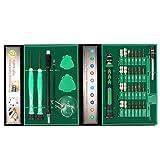 38 in 1 Schraubendreher Set,Geepro Magnetische Präzisions Schraubendreher Reparatur Werkzeug set...