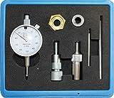 BGS OT-Messuhr für Zündeinstellung an Motorrädern, 1 Stück, 8319