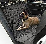 Topist Hundedecke Auto, Wasserdicht Autoschondecke für Hunde Anti-Rutsch Hunde Autodecke, Super...