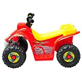 Homcom® Kinderauto Kinderwagen Elektroauto Kinderfahrzeug Kindermotorrad Quad Elektroquad...