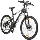 E-Bike Mountainbike 27,5' B16 AsVIVA | 36V Akku 13Ah 468Wh Samsung Zellen | Shock resistant...