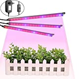 Pflanze Licht,GLIME 9.6W LED Pflanzenlampe LED Grow Lampe Pflanzenleuchte LED Grow Licht...