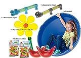 Unbekannt SportFit - 578-10 - Wasserspaß Set 206 - Sommer Set - Ausflugs Set - Ausflug ins Freie -...