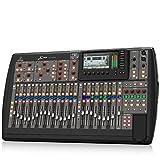 Behringer X 32 Total Recall digitales Mischpult für Live und Recording Anwendungen (32 Kanal, 16...