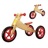 Vinz Laufrad 2 in 1 | Kinderlaufrad Lernlaufrad Lauflernrad | ab 1 Jahre (18 Monaten) | Kinder...