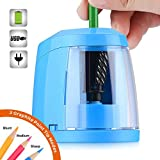 Elektrischer Anspitzer, SMARTRO Bleistiftspitzmaschine Electric Pencil Sharpener , USB oder...