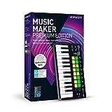 MAGIX Music Maker – 2018 Performer Edition – Musik machen mit Audiosoftware und...