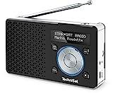 TechniSat DIGITRADIO 1 / Digital-Radio Made in Germany (klein, tragbar, für Outdoor geeignet) mit...