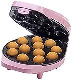 Bestron DCPM12 Cakepop maker rosa inkl. Zubehör