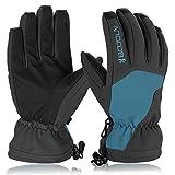 Skihandschuhe, HiCool Ski-/Snowboard-Handschuhe Sporthandschuhe Winterbekleidung Thermohandschuhe...