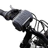 Fahrrad Lautsprecher, Venstar Wasserfester Tragbarer Bluetooth Lautsprecher, Eingebautes Mikrofon,...