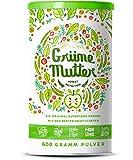 Grüne Mutter - Die Original Superfood Formel u.a. mit Weizengras, Brennnessel, Mariendistel,...