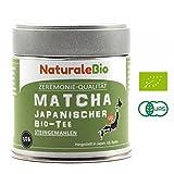 Matcha-Tee-Pulver-Bio [ Ceremonial Grade ] Original Green Tea aus Japan | Grüntee-Pulver Matcha...